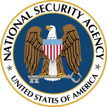 National Security Agency badge