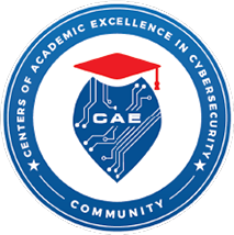 Center for Academic Excellence in Cybersecurity Seal